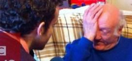 فيديو: مؤثر لبريطاني يسمع صوت زوجته بعد موتها بـ14 عاماً !