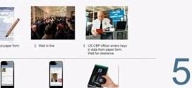 فيديو وصور: تطبيق جديد للهاتف الذكي سيغنيك عن جواز السفر !