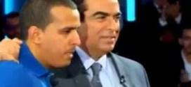 شاهد : شاب يصفع صديقه امام جورج قرداحي في برنامج المسامح كريم !!