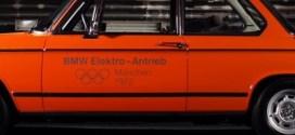 فيديو: بي إم دبليو تستعرض سيارة كهربائية عملت عليها منذ 43 عاماً !!