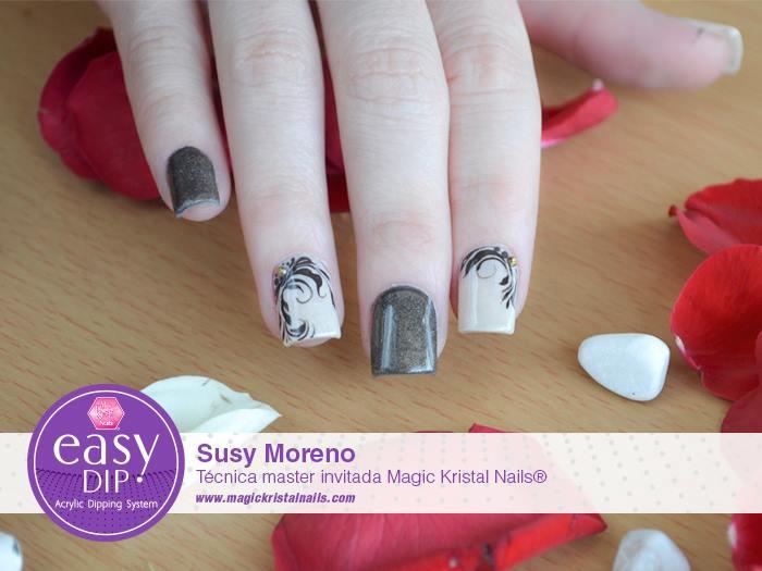 Easy DIP - Academia Qro Nails