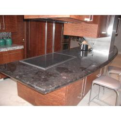 Small Crop Of Kitchen Island With Stove