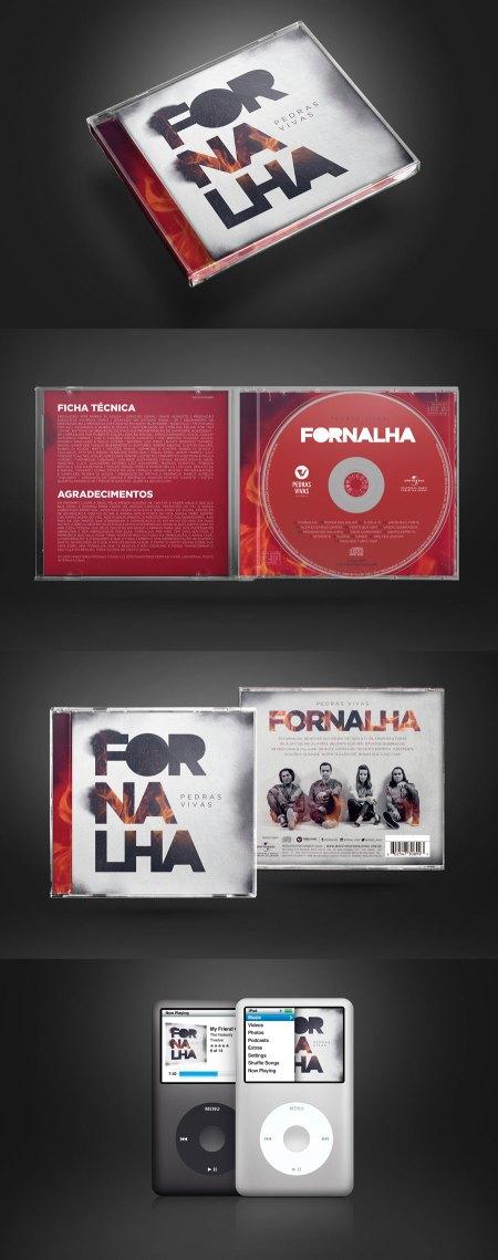 CD Fornalha – Pedras Vivas