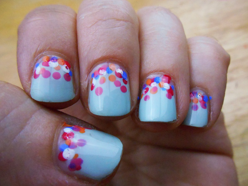 Queen Lila nail art extend the life of your gel manicure (7)