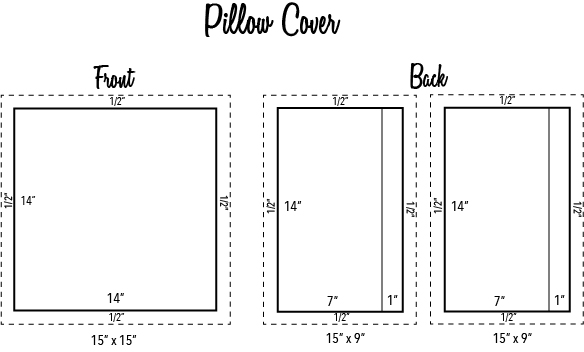Pillow Cover Illustration