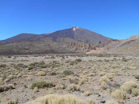 Pic du Teide avec les Roques de Garcia