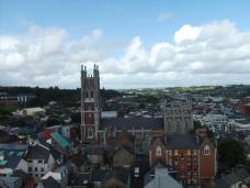 Vue sur Cork