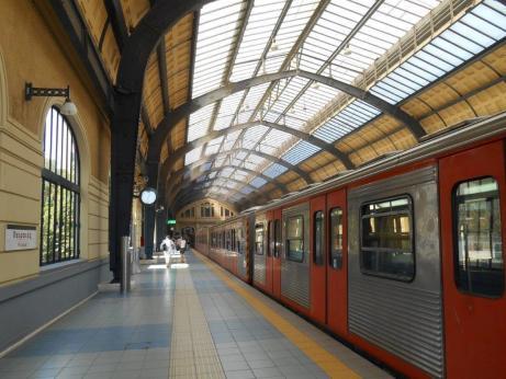 Gare du Pirée (Athènes)