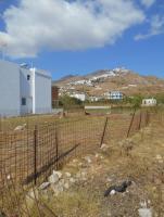 Vue sur Chora depuis Livaldi (Serifos)