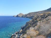 Vue sur Kastro (Sifnos)