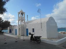 Eglise de Zoodochos Pighi (Milos)