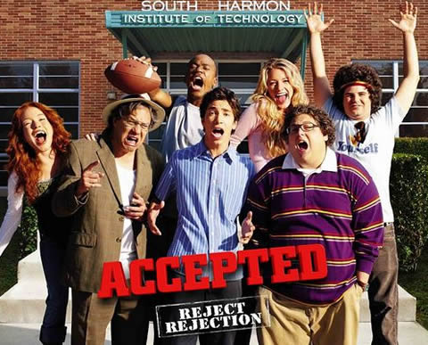 Accepted - Pelicula