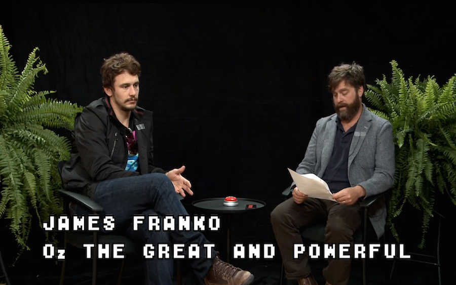 "De Barack Obama a Jennifer Lawrence: 10 entrevistas de Zach Galifianakis en ""Between Two Ferns"" (Funny or Die)"