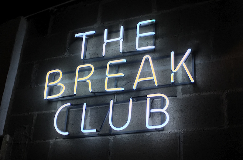 The Break Club, Buenos Aires, Argentina