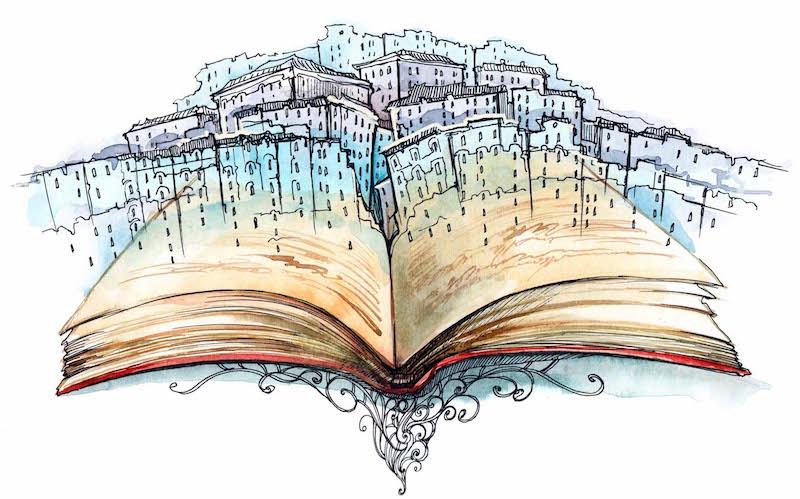 Qué lindas que son las buenas historias...