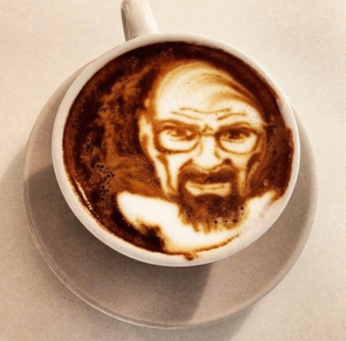 Cafe Walter White