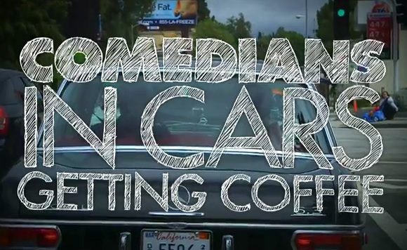 Comedians in cars getting coffee, de Jerry Seinfeld