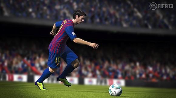 FIFA 13, Lionel Messi