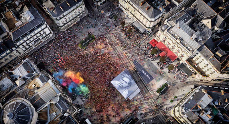 Holi Fest, Francia