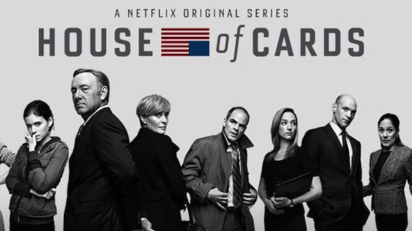 House of Cards, la serie de Netflix