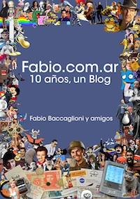 10 años de Fabio: ¡Libro y fiesta!