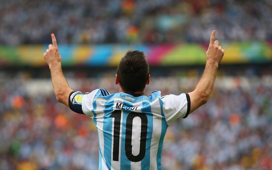 La película de Messi, por Alex de la Iglesia