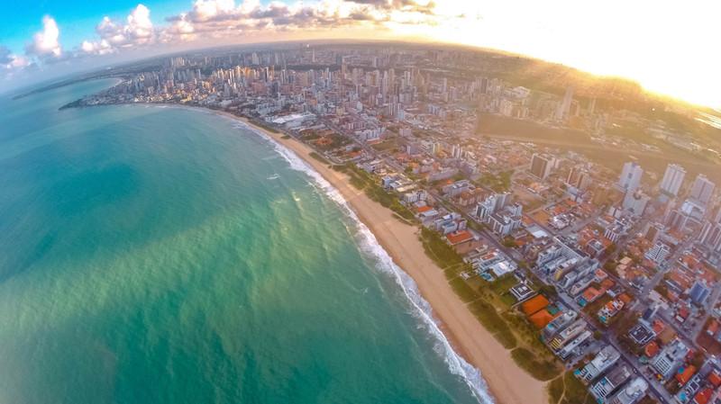 Praia do Bessa, Brasil