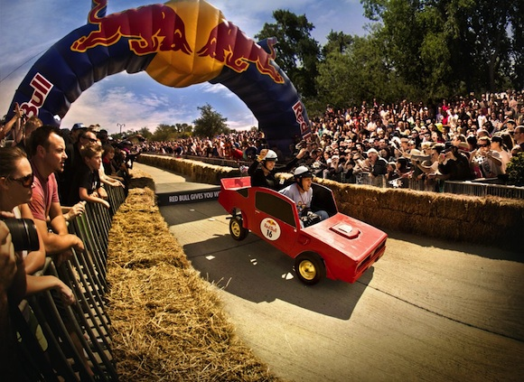 Red Bull Soapbox Race Argentina 2013