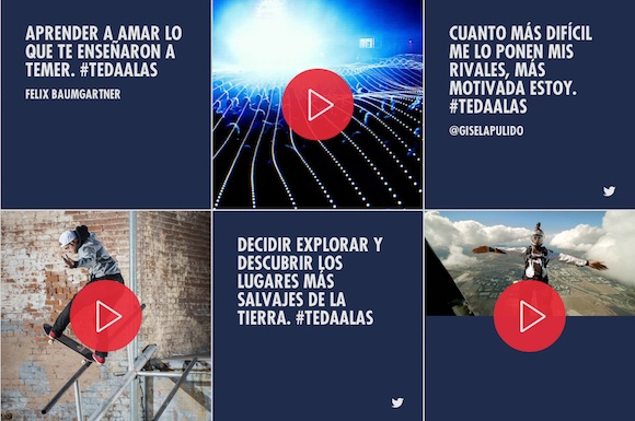 World of Red Bull: Lo que te inspira te da alas