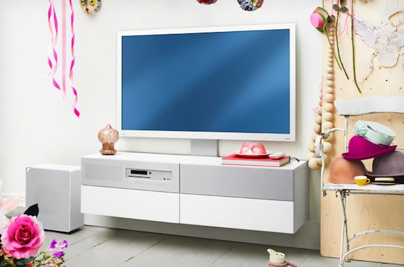 Uppleva TV, la televisión all in one de IKEA