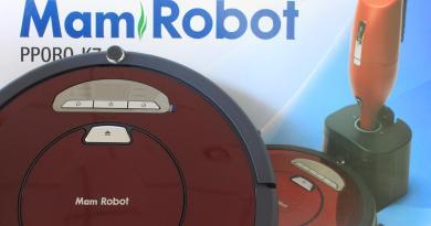 Aspirateur robot Mamirobot, un robot performant et fiable