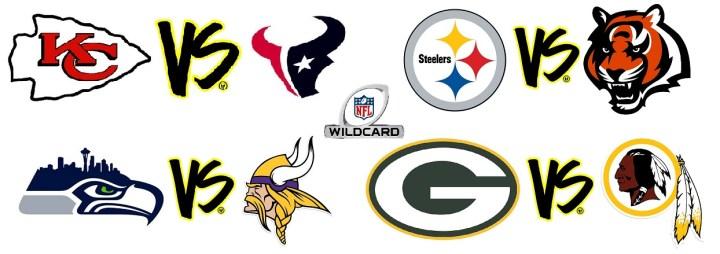 logo wild card game 2015