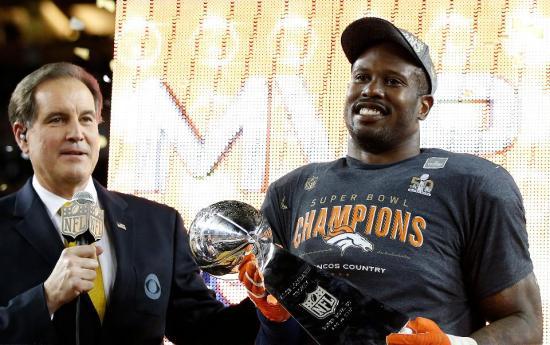 Denver Broncos World Champions, Il simbolo di una difesa. L'MVP.
