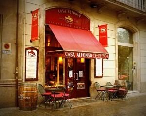 casa alfonso restaurante barcelona que se cuece en bcn blog restaurantes