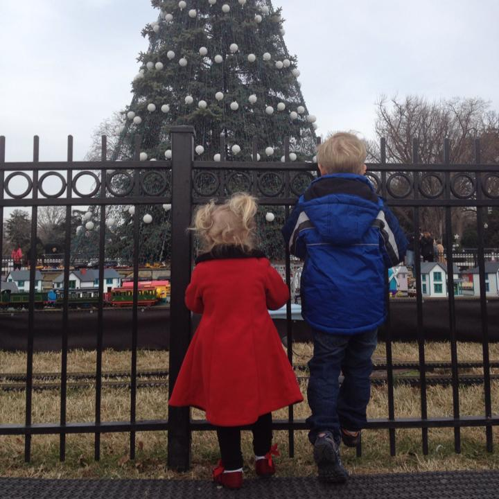 Things to do with kids in Washington DC in the Winter