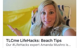 Beach Hacks on my TLC #LifeHacks Webseries