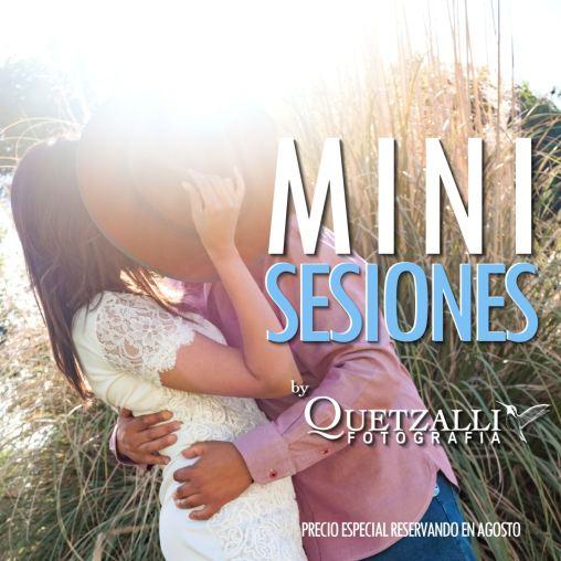 Mini Sesiones, Agosto 2018