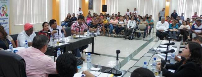 Cuadro de Comisiones 2014 – 2019