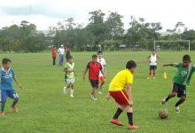 Municipio inicia cursos vacacionales deportivos y de bellas artes