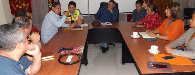 Municipio encamina proyectos  a mejorar la imagen del sector La Olla
