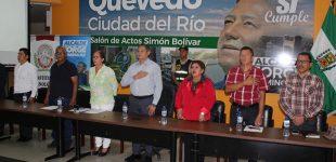 Firman convenio entre GAD Municipal y el ITSSO
