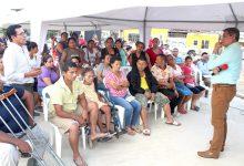 Alcalde participó de un conversatorio con moradores de la Venus