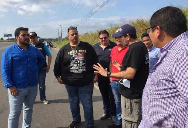 Equipo de Carlos Vives visitó Quevedo y retornó satisfecho