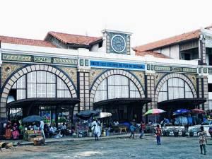 Gare ferroviaire de Dakar
