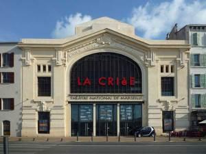 Le Théâtre de la Criée, dans l'ancien bâtiment des vendeurs de poissons