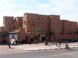 Kasbah de Taourit à Ouarzazate