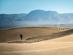 Le Marathon des Sables dans la région de Ouarzazate