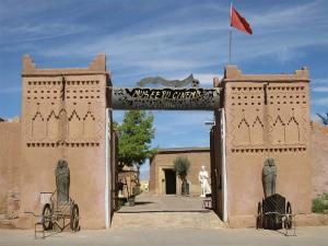 Musée du Cinéma à Ouarzazate
