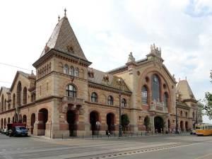 Les Halles Centrales de Budapest, le plus grand marché de la ville