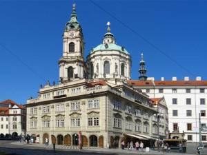 L'église Saint-Nicolas de Malá Strana, chef-d'œuvre de l'art baroque